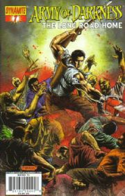 Army of Darkness #7 Long Road Home